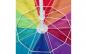 Umbrela plaja antivant, multicolor