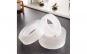 Banda adeziva transparenta impermeabila pentru mobila si chiuveta de bucatarie sau baie universal compatibil premium