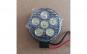 Set 2 proiectoare led Mini, diametru 8cm