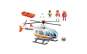 Set de figurine Playmobil Elicopter