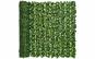 Gard artificial 1 x 3 vesnic verde + cadou bride prindere