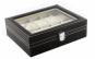 Cutie pentru 10 ceasuri - din piele ecologica