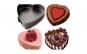 Set 3 forme pentru torturi si prajituri cu forme si diametre diferite