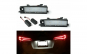 Lampi numar LED Toyota Rav 4 III