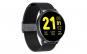 """Ceas Smartwatch TND Wear S30, Termometru, Rezistent la apa, Heart Rate, ECG, Oxygen Control, Pedometru, ecran 1.28"""" TFT, baterie 7 zile, 230mAH, Bratara extra silicon, negru"""