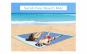 Set 2 plase de plaja anti nisip