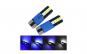 Panou led auto, 2 lumini, albastru si alb Canbus Blue White T10 2835 8Smd Festoon