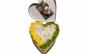 Trandafiri din sapun parfumati - inimioara 25 cm, i2-010