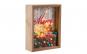 Cutie decorativa de Craciun, cu clopotei Led 17x21,5 jstJ