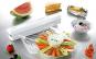 Folie alimentara din silicon reutilizabila set 4 bucati