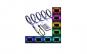 Banda LED USB 2M multicolora