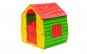 Casuta pentru copii StarMag Country House, din plastic, utilizare interior/exterior, 102 x 90,2 x 109 cm,Multicolora, ce ofera o multime de momente vesele