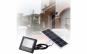Proiector 25W cu panou solar