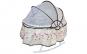 Balansoar pentru bebelusi, protectie insecte