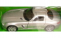Masinuta model Mercedes-Benz