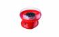 Aparat de facut vata de zahar, 500W, rosu