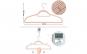 Umerase haine acoperite cu catifea 50