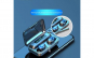Casti Bluetooth Wireless cu display Android   IOS 5.1 TWS