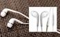 Casti Handsfree In-Ear albe, audio stereo cu microfon, Jack 3.5 pentru telefon, tableta, C79