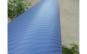 Rola folie carbon 3D albastra latime