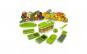 Razatoare Verde Multifunctionala 9 Piese Autentic Nicer Dicer