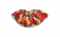 Fusta pom-pom inflorata, fete,  80 cm