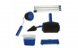 Set trafalete profesional pentru vopsit si zugravit Reflection Vision®, Paint Racer cu Trafalet pentru vopsit usa inclus + Lanterna