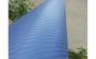 Folie carbon 3D albastra cu tehnologie de eliminare a bulelor de aer
