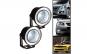 """Proiectoare auto LED cu """"angel eyes"""", la doar 74 RON in loc de 140 RON"""