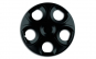 Set capace roti 13` negre matrix