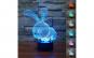 Lampa de veghe 16 culori, Iepuras