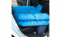 Saltea auto gonflabila 2 in 1 masina  Travel Bed Reflection, 138 x 85 x 45 cm + pompa electrica