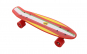 "Skateboard Ferrari Retro 22"", 56.5cm X 14.5cm"