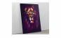 Tablou Canvas Pop Art Lion 75 x 95 cm