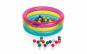 Piscina gonflabila cu 50 bile colorate