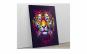 Tablou Canvas Pop Art Tiger 75 x 95 cm