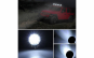 Set 2 proiectoare rotunde 27W (17 mm)