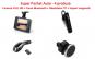 Pachet auto - camera/casca/modulator