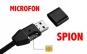 Cablu microfon spion