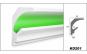 Profil pentru banda LED din polistiren