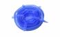 Set 6 capace elastice din silicon pentru acoperirea oalelor si castroanelor