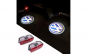 Proiectoare LOGO VW LED pentru portiere Logourile led sunt dedicate VW.