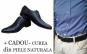 Vrei o pereche de pantofi pe care ii poti asorta usor? Alege Pantofi piele naturala cod 115D, cu siret + curea