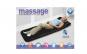 Saltea masaj cu telecomanda, prevazuta cu 4 zone de masaj in 9 puncte ale corpului