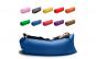 Saltea Gonflabila tip Sezlong Lazy Bag pentru Plaja sau Piscina, Lamzac Umflare Rapida fara Pompa + Rucsac Depozitare
