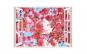 Sticker decorativ, Fereastra 3D, Flori,