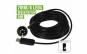 Camera endoscop foto/ video, diametru 7mm, cablu de 5m, waterproof