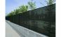Plasa verde pentru gard 1.5 m x 10 m