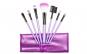 Set 7 Pensule Profesionale Luxury pentru Machiaj - Purple Addicted