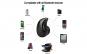 Casca mini Bluetooth 4.0 invizibila